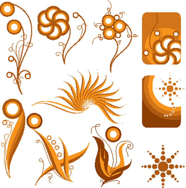 Symbols by uSeeALonelyChick