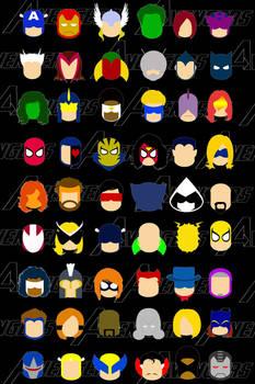 Marvel Iconz: Avengers