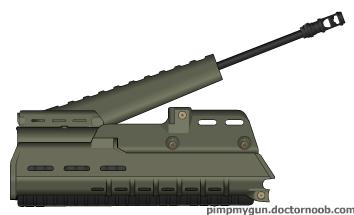EDF Mavor by Theguywholikesweapon