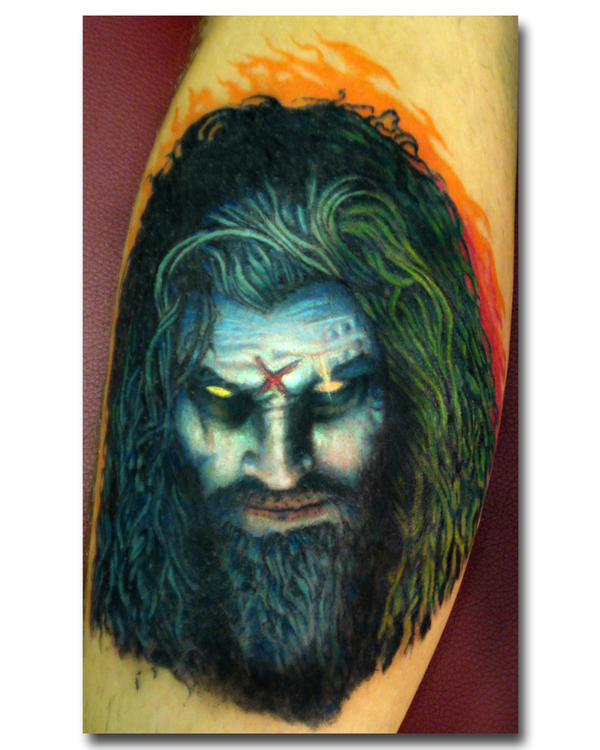 Rob zombie tattoo by pancho villa on deviantart for Pancho villa tattoo