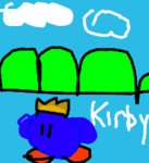 King the Kirby by cakemanisreal