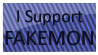 I Support Fakemon Stamp by Ozai-Fanatic