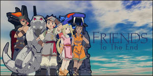 Zoids - Friends To The End