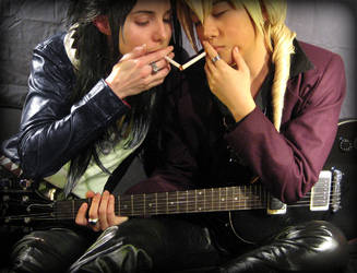 Nicotine Kisses by Impure-Impulse