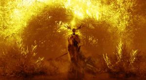 Hunter In The Dawn