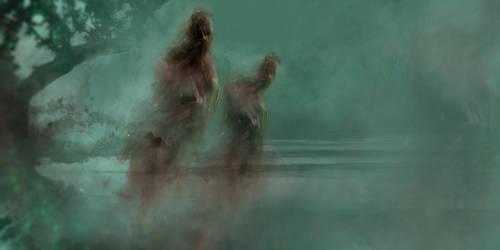 Sleep Walkers - DA Horror Challenge