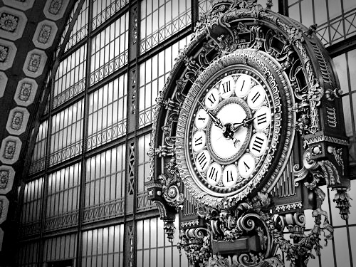 Musee d'Orsay by Oliviana