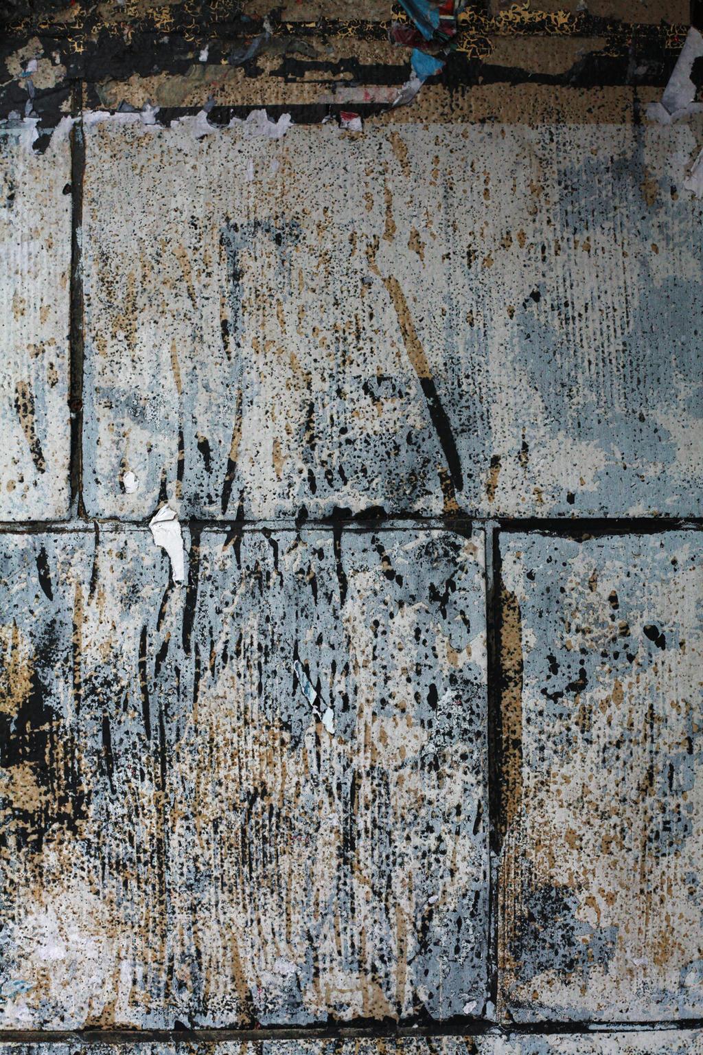 Torn Poster Grunge Texture by shhhhh-art-Stock