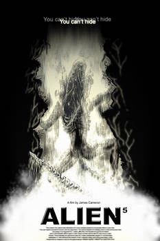 Alien 5 poster