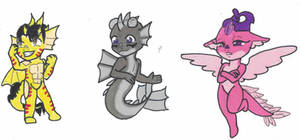 Smaugust days 5, 6 and 7