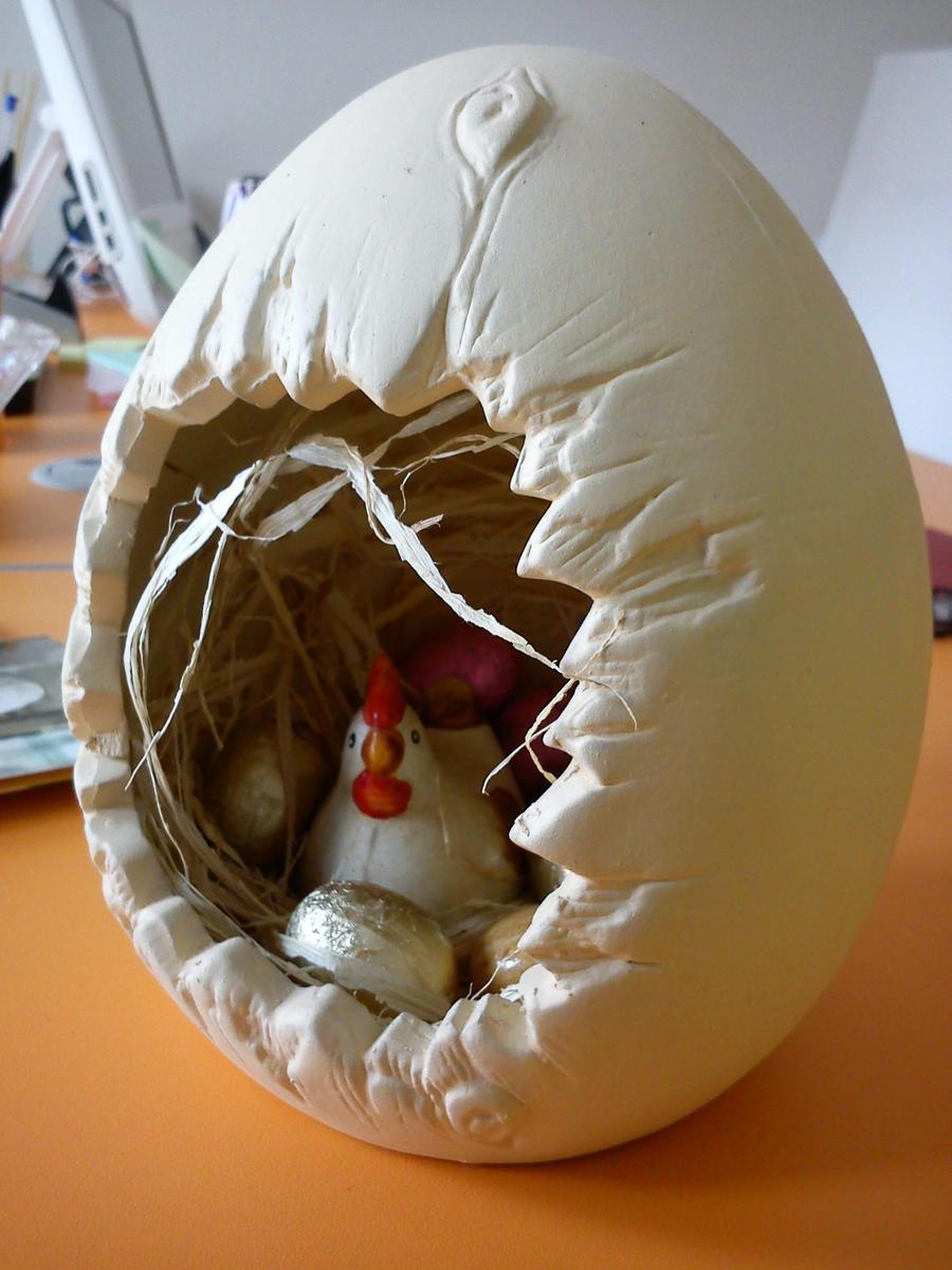 easter egg by lonardi