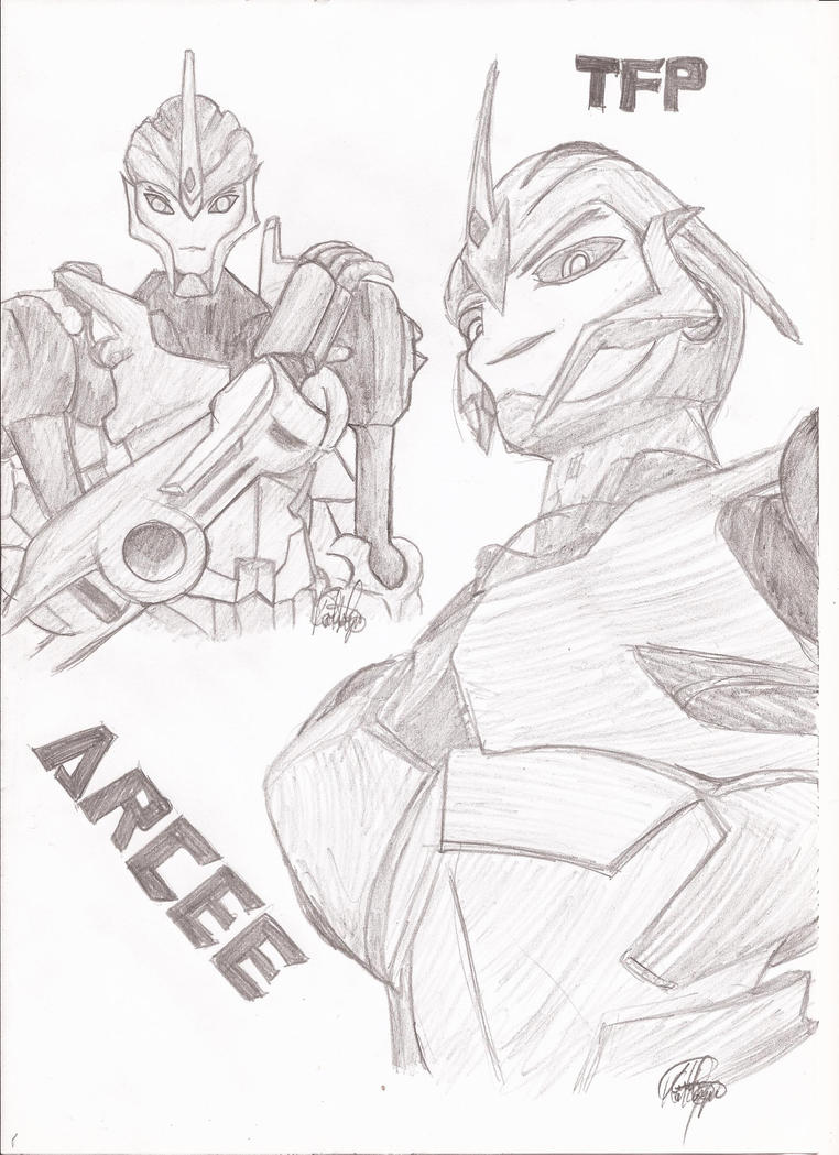 arcee transformers prime coloring pages - photo#47