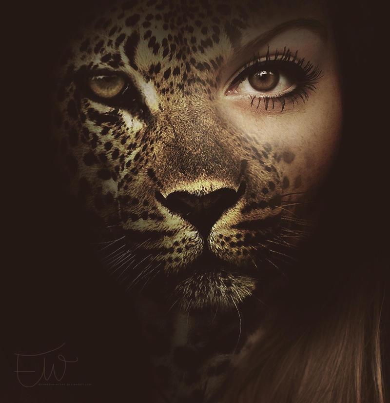 Leopard by Zimtkoernchen