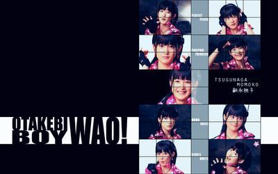 Momoko Wallpaper 3 - Otakebi by Mordhel44