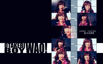 Yurina Wallpaper 3 - Otakebi by Mordhel44