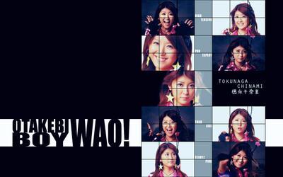 Chinami Wallpaper 5 - Otakebi by Mordhel44