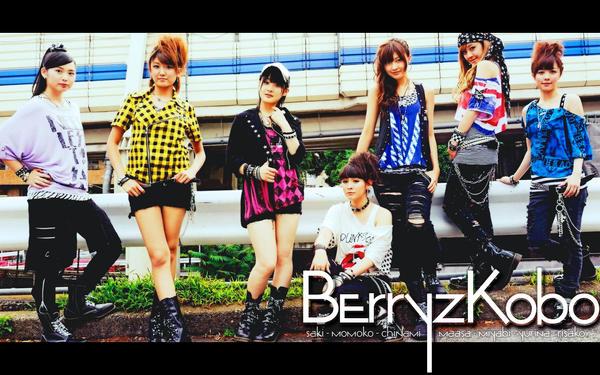 Berryz Group Wallpaper 2 by Mordhel44
