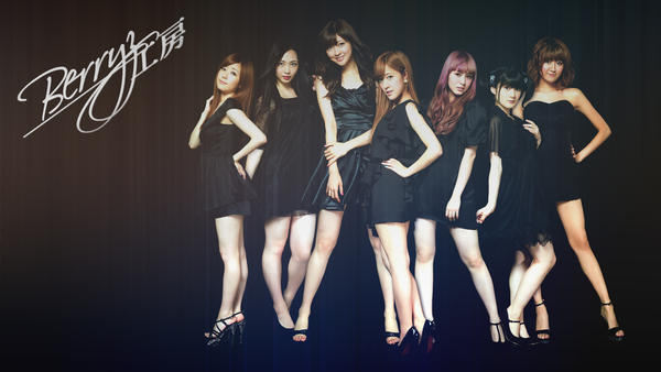 Berryz Group Wallpaper 5 by Mordhel44