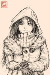 Midori Sketch