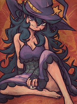 Vacation Witch