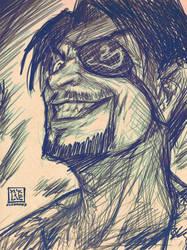 Majima Sketch
