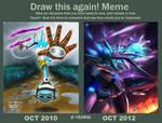 Draw It Again: Storm by DanSyron