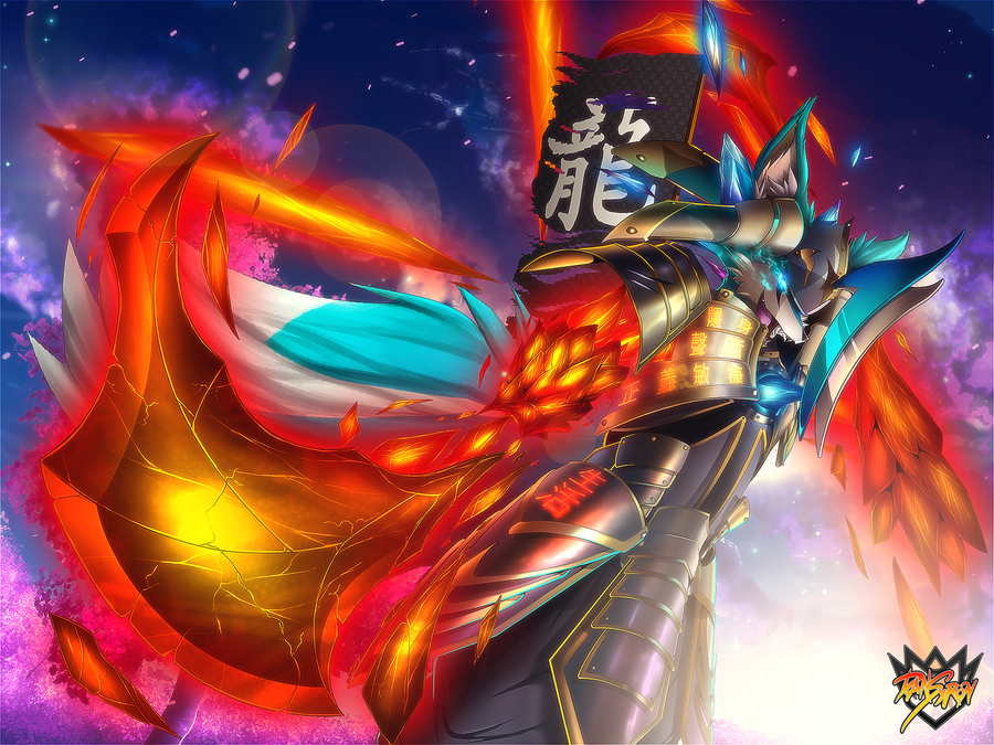 Hayabusa (Still Image) by DanSyron