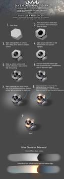 Metal Shading Tutorial by DanSyron