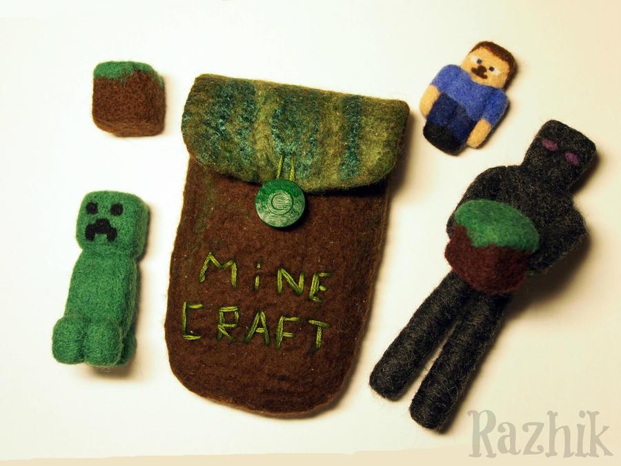 My Minecraft Hand-Made by Razhik