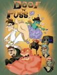 Doof n' Puss Poster