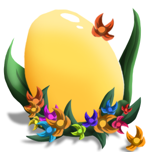 Golden Egg - Event Item by Imperial-Flight