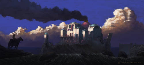 Steam Fortress by qci