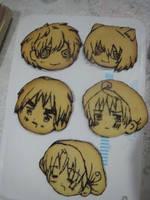 Gift Cookies by Annachuu