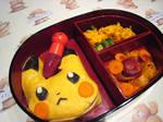 Pikachu bentou