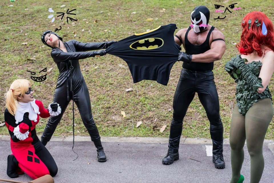 Batman is MINE! by Annachuu