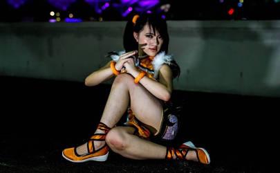 Tekken: Ling Xiaoyu by Annachuu