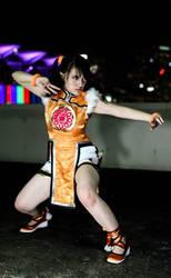 Tekken: Ling Xiaoyu2 by Annachuu