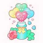 Valentine 2021 v2 by Shelluna