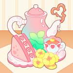 Tea Party by Shelluna