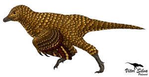 Eosinopteryx by Vitor-Silva