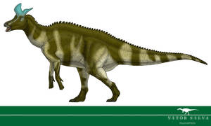 Lambeosaurus by Vitor-Silva