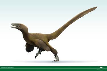 Deinonychus and the Utahraptor Week by Vitor-Silva