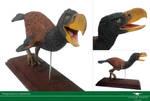 Paleo Brasil - Paraphysornis by Vitor-Silva