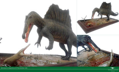 Spinosaurus and Polycotylidae