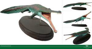 Paleo Brasil - Prionosuchus