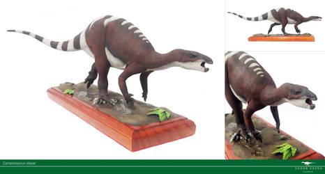 Camptosaurus by Vitor-Silva