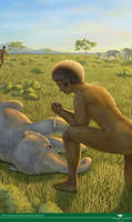 When proboscids were hunted in Brazil