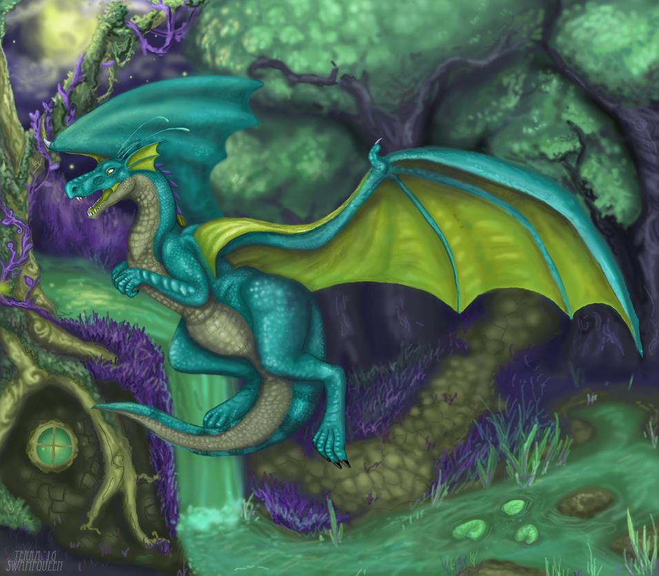 The Swamp Queen by Swampqueen