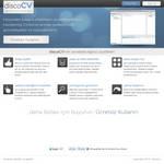 discoCV Web Design