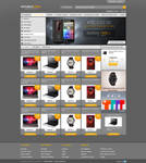 Shopping Web Design